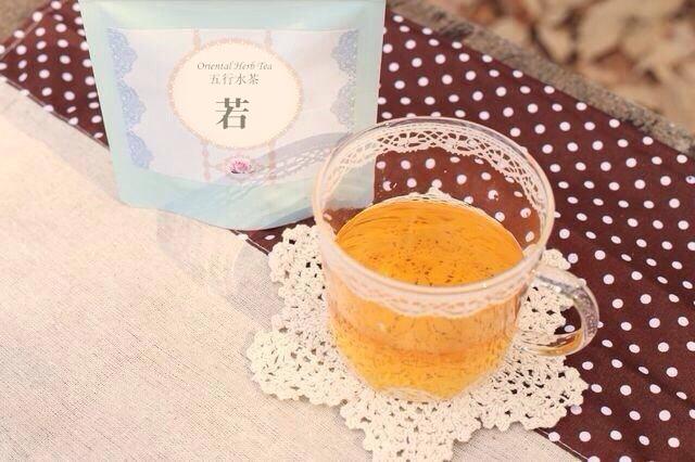 画像1: 五行水茶「若」 10包 (1)